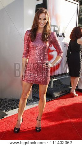 Kelly Overton at the HBO's