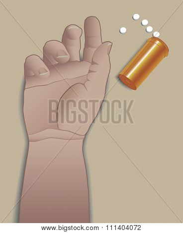 Suicide with Pills