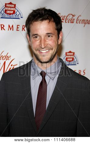 Noah Wyle at the 2009 Noche De Ninos Gala held at the Beverly Hilton Hotel in Beverly Hills, California, United States on May 9, 2009.