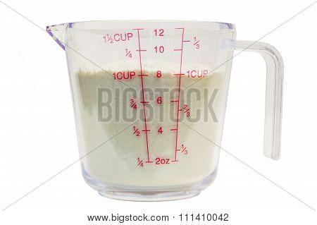 Measuring Cup Flour 1
