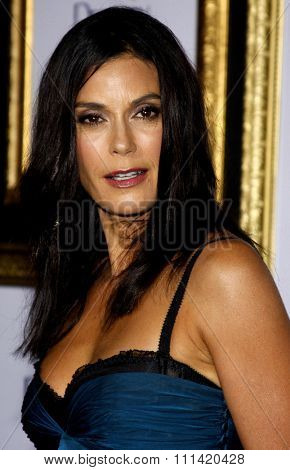 Teri Hatcher attends the 5th Annual TV Guide's Emmy Awards Afterparty held at the Les Deux in Hollywood, California, United States on September 16, 2007.