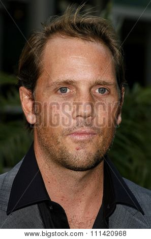 Marcus Thomas attends the Los Angeles Premiere of