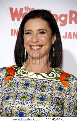 Mimi Rogers at the Los Angeles premiere of 'The Wedding Ringer' held at the TCL Chinese Theatre in Los Angeles on Tuesday January 6, 2015.