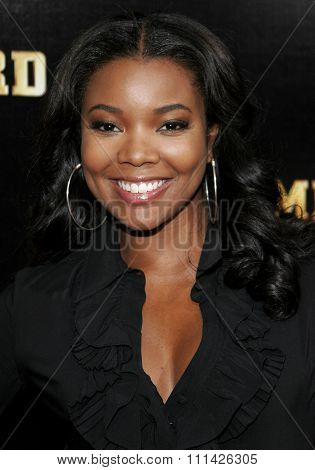 Gabrielle Union attends the World Premiere of