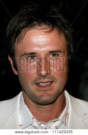 David Arquette attends the Los Angeles Premiere of