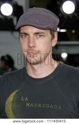 July 20, 2006. Dax Shepard attends the World Premiere of