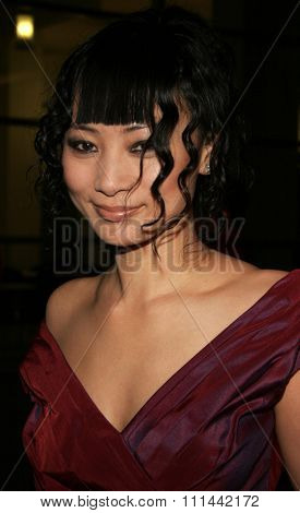 Bai Ling attends the Los Angeles Premiere of