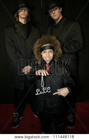 17 December 2004 - Hollywood, California - Lil'C. 9th Annual Multicultural Prism Awards at the Henry Fonda Theater in Hollywood.