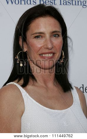 06/10/2006 - Bel Air - Mimi Rogers attends the Chrysalis' 5th Annual Butterfly Ball  held at Italian Villa Carla and Fred Sands in Bel Air, California, United States.