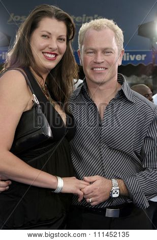 Neal McDonough at the Los Angeles premiere of