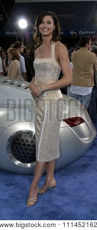 Bridget Moynahan at the Los Angeles premiere of