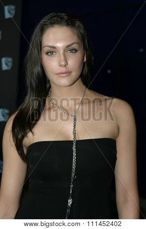 Taylor Cole at the WB Network's 2004 All Star Party held at the Lounge At Astra West in Los Angeles, California United States on  July 14, 2004.