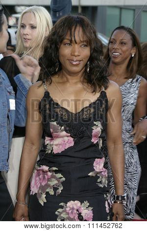 Angela Bassett at the Los Angeles premiere of