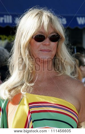 October 9, 2005 - Goldie Hawn at the