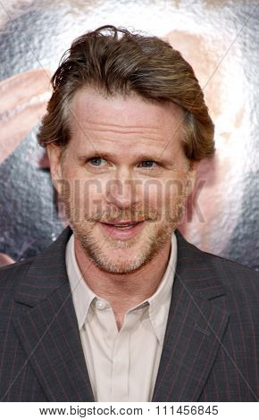 Cary Elwes at the Los Angeles premiere of 'The Incredible Burt Wonderstone' held at the TCL Chinese Theater in Los Angeles, United States, 11/03/2013.