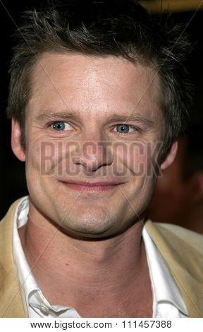 04/04/2005 - Hollywood - Steve Zahn at the