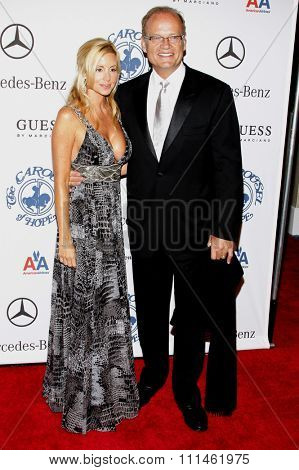 25/10/2008 - Beverly Hills - Kelsey Grammer and Camille Grammer at the 30th Anniversary Carousel Of Hope Ball held at the Beverly Hilton Hotel in Beverly Hills, California, United States.