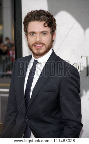 Richard Madden at the HBO's third season premiere of