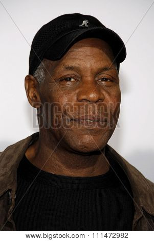 Danny Glover at the Los Angeles premiere of 'Death At A Funeral' held at the ArcLight Cinerama Dome in Hollywood on April 12, 2010.