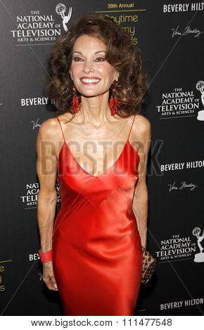 Susan Lucci at the 39th Annual Daytime Emmy Awards held at the Beverly Hilton Hotel in Beverly Hills on June 23, 2012.