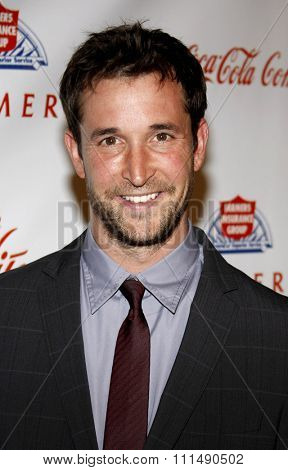 Noah Wyle at the 2009 Noche de Ninos Gala held at the Beverly Hilton Hotel in Beverly Hills on May 9, 2009.