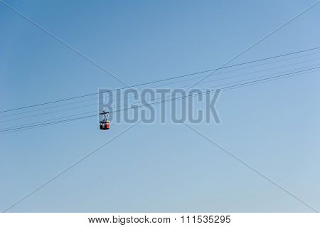 Cable Car Barcelona