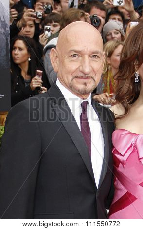 Sir Ben Kingsley at the Los Angeles premiere of 'Prince Of Persia: The Sands Of Time' held at the Grauman's Chinese Theatre in Hollywood, USA on May 17, 2010.