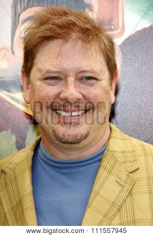 Dave Foley at the Los Angeles premiere of 'ParaNorman' held at the Universal CityWalk in Universal City, USA on August 5, 2012.