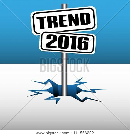 Trend 2016 plates