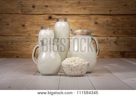 Dairy Products (milk, Cottage Cheese, Yogurt, Sour Cream)