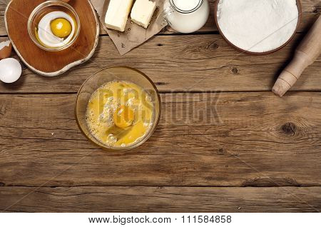 Ingredients For Cooking Baked Goods