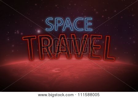 interplanetary journey to mars (travel in space and exploration )
