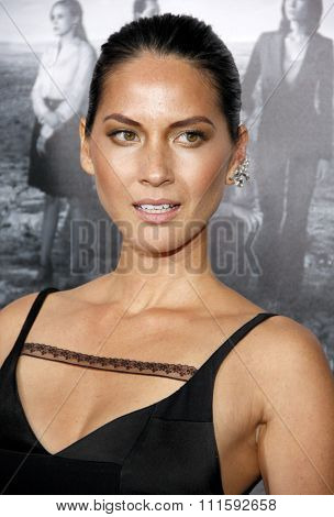 Olivia Munn at the HBO's Season 2 Premiere Of