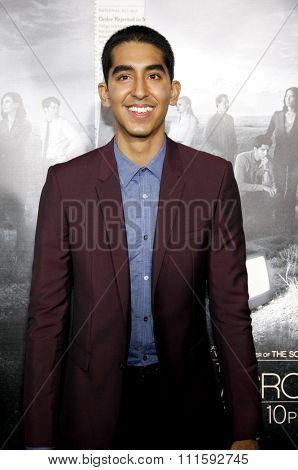 Dev Patel at the HBO's Season 2 Premiere Of
