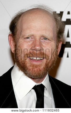 Ron Howard attends the 56th Annual ACE Eddie Awards held at the Beverly Hilton Hotel in Beverly Hills, California on February 19, 2006.