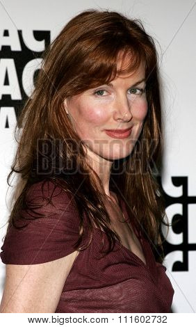 Kathleen York attends the 56th Annual ACE Eddie Awards held at the Beverly Hilton Hotel in Beverly Hills, California on February 19, 2006.