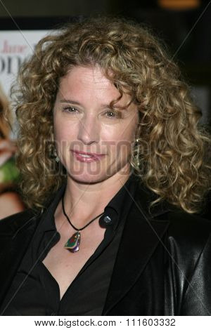WESTWOOD. CALIFORNIA. April 29, 2005. Nancy Travis attends at the Los Angeles Premiere of