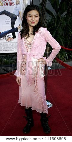 11/20/2005 - Hollywood - Miranda Cosgrove at the