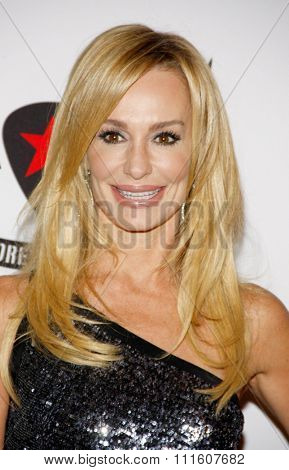 Taylor Armstrong at the 19th Annual Race To Erase MS held at the Hyatt Regency Century Plaza in Los Angeles, California, United States on May 18, 2012.