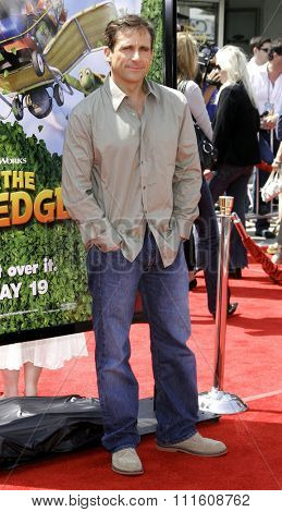 April 30, 2006. Steve Carell attends the Los Angeles Premiere of DreamWorks' new computer-animated comedy