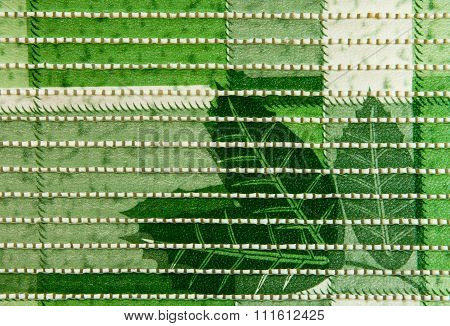 Weaved Plastic Mat Are Low Cost To Produced, Versatile In Use / Synthetic Mat