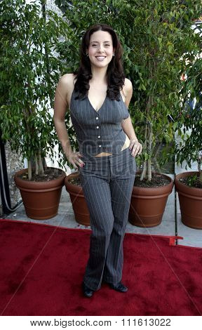 15 January 2005 - Hollywood, California - Yeni Alvarez. The 2005 Golden Glam presented by the Media Shop at the Media Shop in Hollywood.