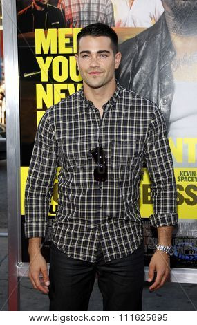 HOLLYWOOD, CALIFORNIA - June 30, 2011. Jesse Metcalfe at the Los Angeles premiere of