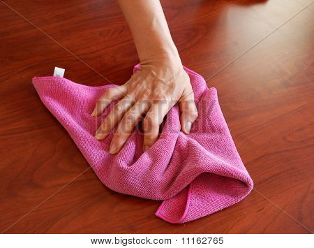 Wiping Rag