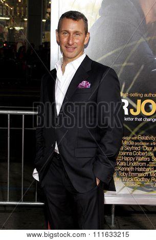 Adam Shankman at the World Premiere of