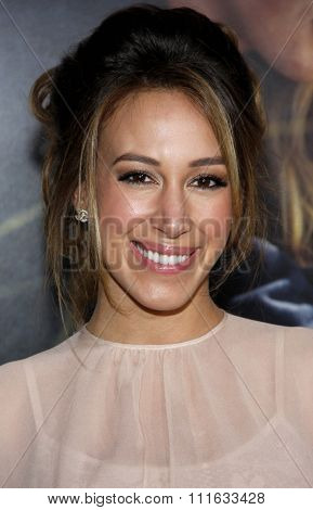 Haylie Duff at the World Premiere of