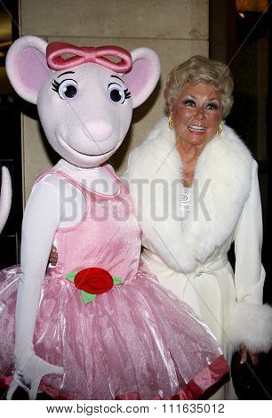 Mitzi Gaynor at the Dizzy Feet Foundation's Celebration of Dance held at the Kodak Theater in Hollywood, California, United States on November 29, 2009.