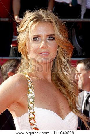Daniela Hantuchova at the 2012 ESPY Awards held at the Nokia Theatre L.A. Live in Los Angeles, USA on July 11, 2012.
