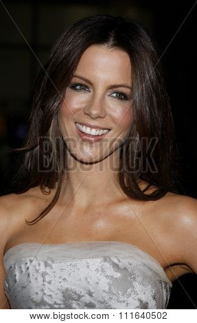 HOLLYWOOD, CALIFORNIA - November 3, 2009. Kate Beckinsale at the AFI FEST 2009 Screening of