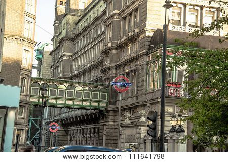 Amba Hotel  And Charing Cross, The Strand,